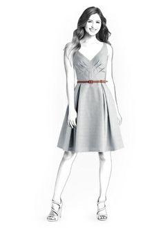 4282 PDF vestido coser patrón  ropa mujer por TipTopFit en Etsy