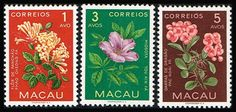 Macau 372-374 Stamps Flower Stamps AS MAC 372to374-1, $1.45 at Blue Moon Philatelic Stamp Store (http://www.bmastamps2.com/stamps/asia/macau/macau-372-374-stamps-flower-stamps-as-mac-372to374-1/)