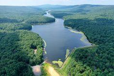 Hedgesville, West Virginia, Sleepy Creek Lake. West Virginia History