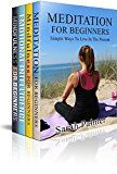 Free Kindle Book -   MEDITATION: Meditation For Beginners Box Set – Your Mindfulness Guide to Relief Stress, Achieve Happiness and Peace (Happiness, Emotional Intelligence, How to meditate, meditation techniques)