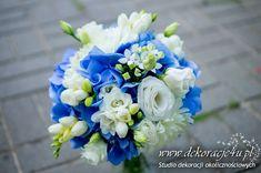 bukiet slubny niebieskie roze - Szukaj w Google