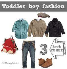 Fall fashion for toddler boys, take THREE Toddler Boy Fashion, Little Boy Fashion, Toddler Outfits, Baby Boy Outfits, Toddler Boys, Fall Outfits, Kids Outfits, Kids Fashion, Autumn Fashion
