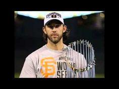 The San Francisco Giants - World Champions - My Favorite Baseball Team :D