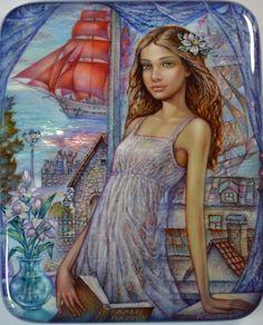 Scarlet Sails by Knyazev Sergey (Fediskino)