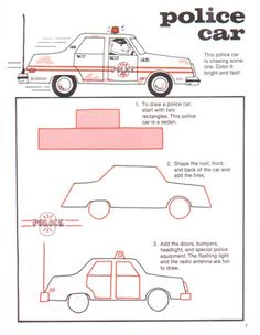 How To Draw Cars & Trucks
