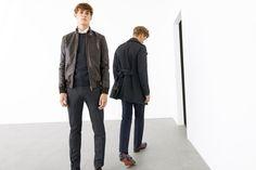 Zara Man August/September 2013 Lookbook | SAMUEL JING