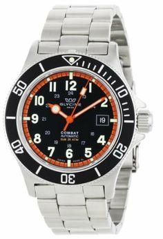 Glycine Combat Sub Automatic Black Dial Watch Glycine. $1102.74