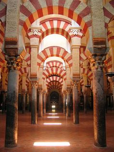 Mezquita de Cordoba (Great Mosque and Cathedral), Cordoba, Spain