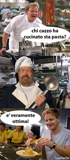 it Community > Bud Spencer Vs Chuck Norris & Gordon Ramsey Italian Memes, Savage Quotes, Chuck Norris, Funny Pins, Funny Moments, Funny Photos, Funny Jokes, Haha, Have Fun