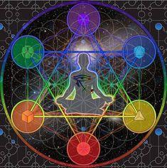 Arte Chakra, Chakra Art, Reiki, Sacred Geometry Symbols, Les Chakras, Spiritual Power, Spiritual Health, Chakra Meditation, Meditation Art