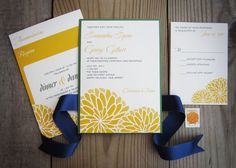 mums clutch  |  fall wedding invitation styled by k. austin