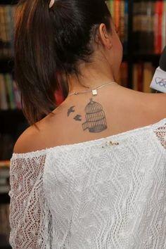 Tatuagem, Anitta