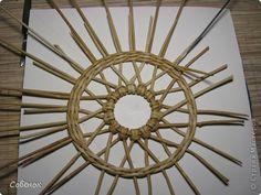 Мастер-класс Поделка изделие Плетение Плетёнки из бумаги Бумага газетная Трубочки бумажные фото 16
