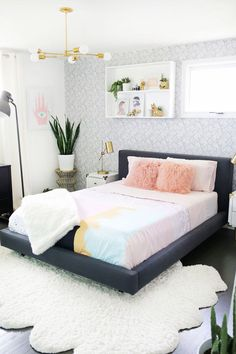 46 Pink Tropical Bedroom Design and Decorating Ideas - No matter if you stay in a high rise urban apartment or a two story suburban residence, you may easily produce your own French country home. Vintage-t... by Joey