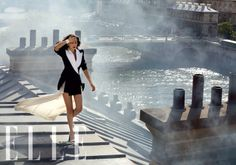 Eye Candy : Gao YuanYuan for Elle | rolala loves