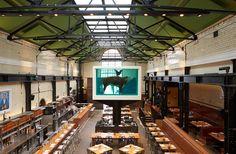 Gallery - Tramshed - Hix Restaurants