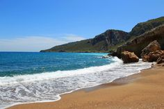 Beach of Agia Pelagia Gods Creation, Crete, Greek Islands, More Photos, Beautiful Places, Earth, In This Moment, Water, Photography