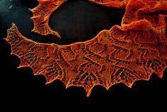 Ravelry: Twisted Teardrop pattern by Lakshmi Juneja