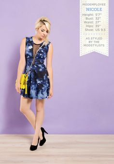 Empyreal Radiance Dress | Mod Retro Vintage Dresses | ModCloth.com