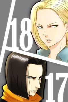 DBZ   Android 17/18