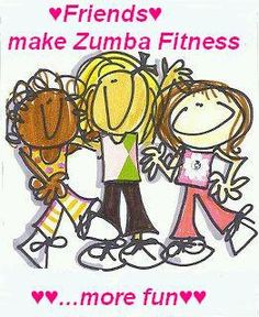My Zumba instructor friends and my students are the greatest people!!