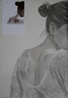 PORTRÄTZEICHNUNGEN - VANELLIE - Teile deine Kunstwerke