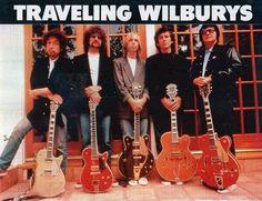 traveling wilburys full album