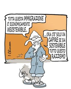 SATIRA N'EURODEFICIENTE: ... sostenibilità... - I Chinson