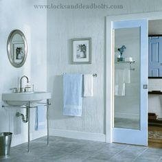 Pocket Door Mirror