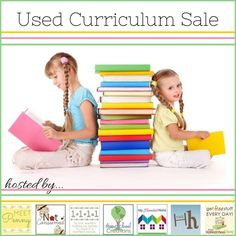 Coming June - Ultimate Used Homeschool Curriculum Sale! Sell and find used curriculum for your upcoming year. Used Homeschool Curriculum, Homeschooling Resources, Teacher Resources, Oaks Day, Singapore Math, Raising Boys, Worksheets For Kids, Home Schooling, Preschool