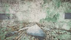 Collection Online | Anselm Kiefer. The Land of the Two Rivers (Zweistromland). 1995 - Guggenheim Museum