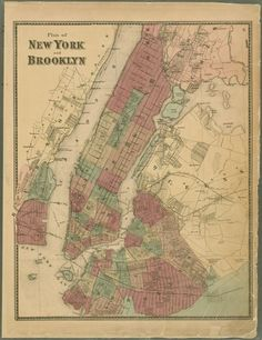 The New York Public Library Lets You Download 180,000 Images in High Resolution: Historic Photographs, Maps, Letters & More |via`tko Open Culture