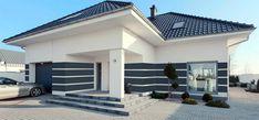 fassadengestaltung – Google-Suche Garage Doors, Outdoor Decor, Home Decor, Google, Detached House, Decorating Ideas, Pictures, Searching, Decoration Home