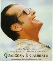 "Il cinema ci aiuta a capire la psiche. Le ossessioni di Melvin, protagonista del film ""Qualcosa è cambiato"". 