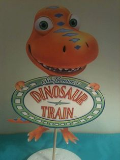Dinosaur Train Party Decor