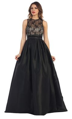 This fantastic homecoming floor length dress comes with sleeveless, sequins, pleated, lace applique and taffeta material. This dress is great for ballgown and other special occasion. Fabric : Lace Zip
