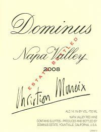 Dominus Estate 2014 from Yountville, Napa Valley, California - Blend: Cabernet Sauvignon, Cabernet Franc and Petit Verdot. Cabernet Sauvignon, Yountville Wineries, Wine And Liquor Store, Online Wine Shop, Rare Wine, Wine Merchant, Napa Valley Wine, Wine Gift Baskets, Wine Gifts