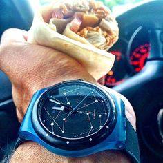 Swatch SISTEM BLUE ©dcandwatches