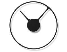 シンプルおしゃれな壁掛け時計「Stelton Time Clock」の画像
