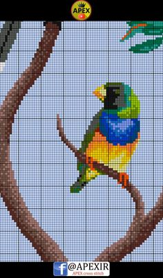 APEX ART is a place for share the some of arts and crafts such as cross stitch , embroidery,diamond painting , designs and patterns of them and a lot of othe. Cross Stitch Letters, Cross Stitch Bookmarks, Cross Stitch Bird, Beaded Cross Stitch, Cross Stitch Borders, Cross Stitch Animals, Cross Stitch Flowers, Cross Stitch Charts, Folk Embroidery