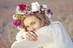 Flowers crown