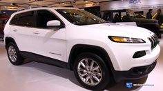 2016 Jeep Cherokee Limited 4x4 - Exterior and Interior Walkaround - 2016...