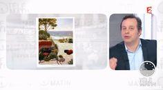 On parle de Jean Pierson à Télématin à l'occasion d'un portrait de l'artiste paru dans la belle et nouvelle revue Art dans l'Air. Les oeuvres de Jean Pierson sont exposées à la galerie de l'Ancien Courrier à Montpellier jusqu'au 15 avril.