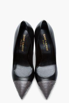 SAINT LAURENT | chaussures hautes
