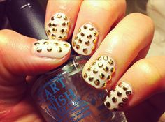 STUDDED NAILS | Diesel Fragrance factory - LOVE it