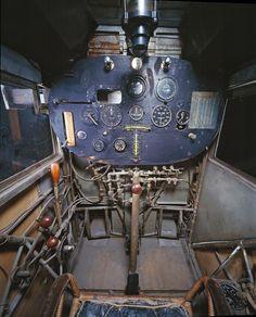 "Ryan NYP ""Spirit of St. Louis"" Cockpit in Boeing Milestones of Flight Hall (Smithsonian)"