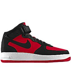 Just customized and ordered this Nike Air Force 1 Mid iD Women's Shoe from NIKEiD. #MYNIKEiDS