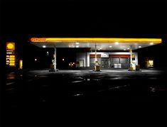 Petrol Stations by Maxence Boulart-Cardon