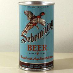 Sebewaing Beer 123-37 Beer