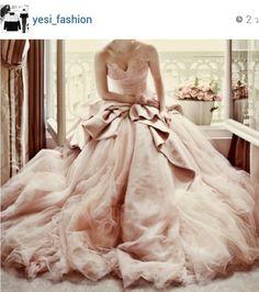 Gentle bride